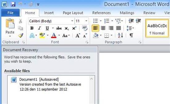 word文件恢复-1
