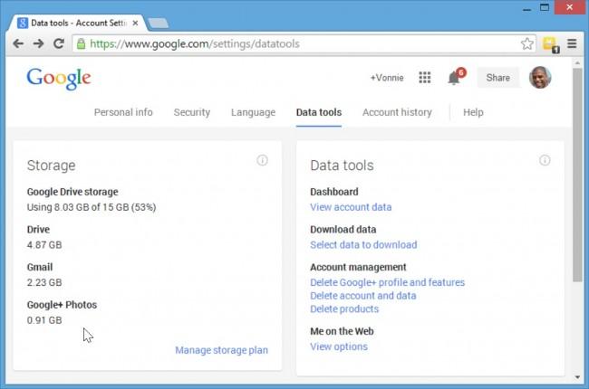 如何删除Gmail帐户数据工具