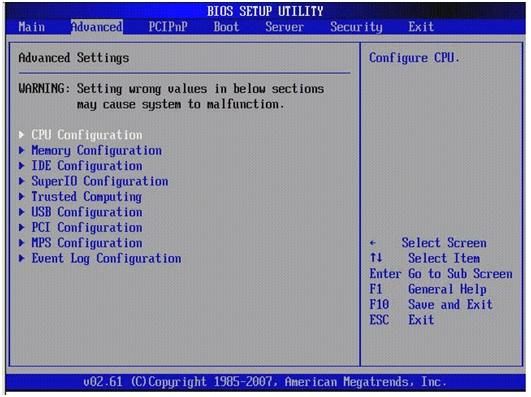 如何禁用智能错误屏幕