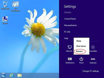 在Windows 10步骤1中进入安全模式