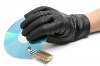 防止数据被盗
