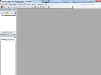 修复dmaged excel文件第1步