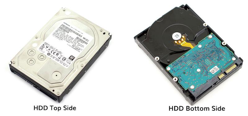 Was ist eine HDD
