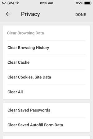 从任意设备中删除Google Chrome