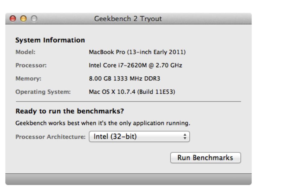 测试mac硬盘速度 -  Geekbench-1
