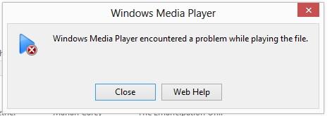 解决问题:Windows媒体播放器没有声音