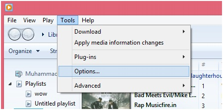 Windows媒体播放器中没有声音
