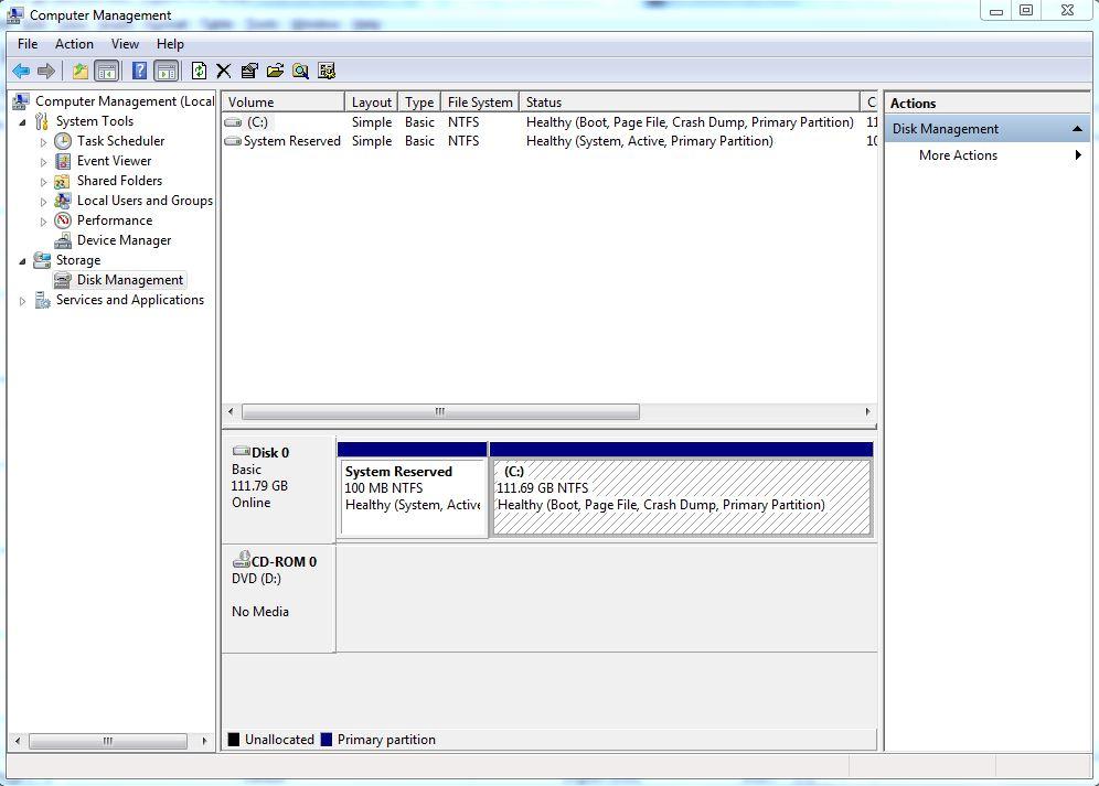 格式化硬盘步骤2