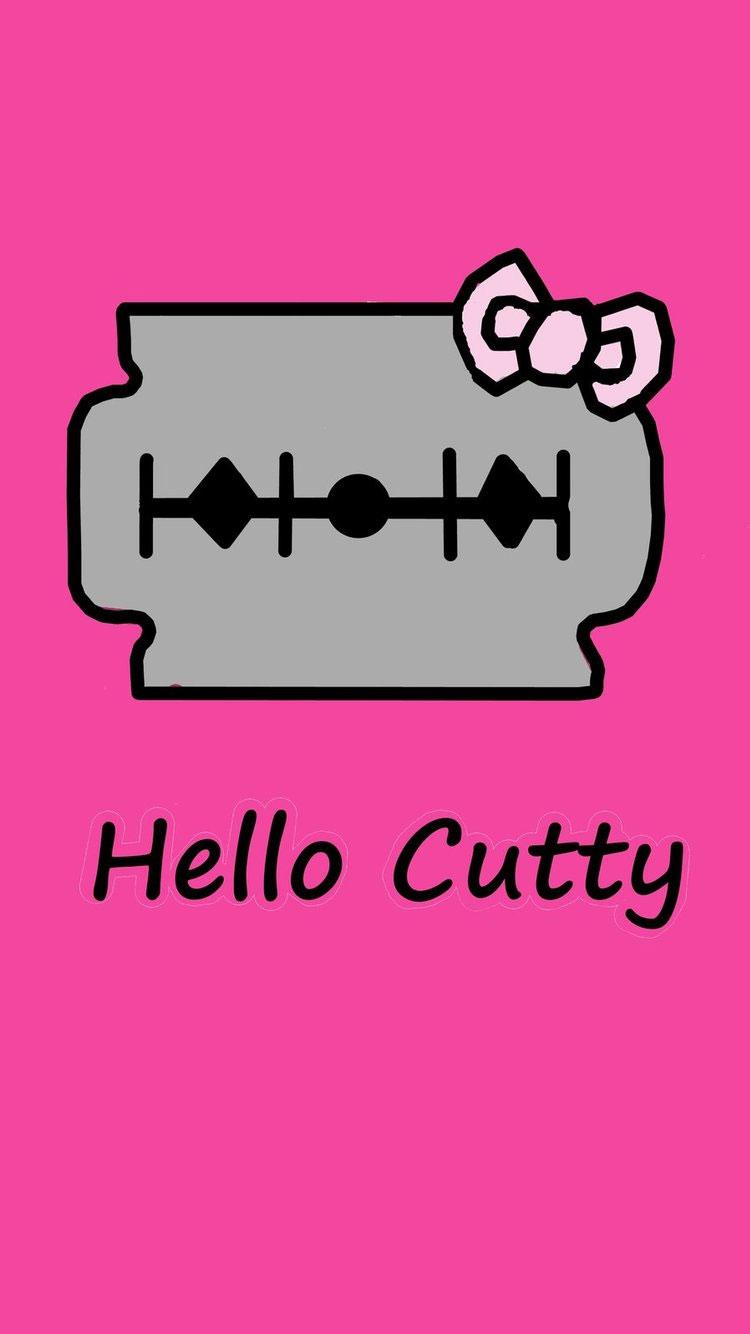 20个有趣的iphone壁纸 - 搞笑你好凯蒂