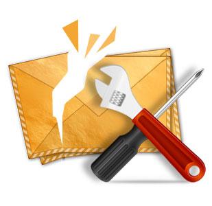 修复损坏的Outlook PST文件