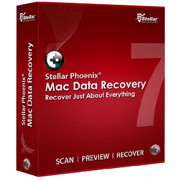 适用于Mac-Stellar Phoenix的数据恢复软件