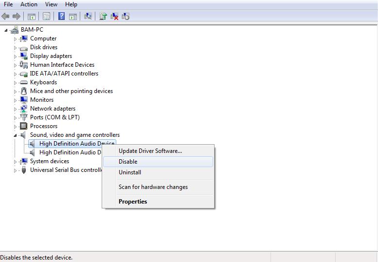解决驱动程序问题以修复蓝屏0x0000001e-步骤3