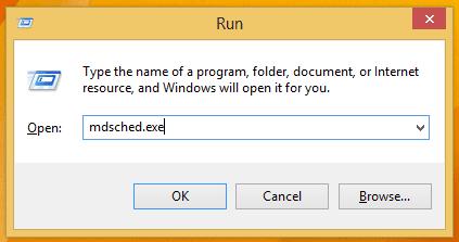 由于RAM问题步骤2,修复蓝屏坏池调用者0x00000c2