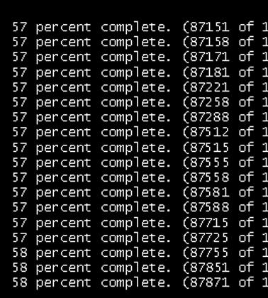 运行硬盘检查以修复蓝屏bccode 9f-step 10