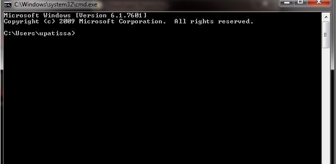 检查计算机系统以修复停止0x000000f4蓝屏错误 - 步骤1