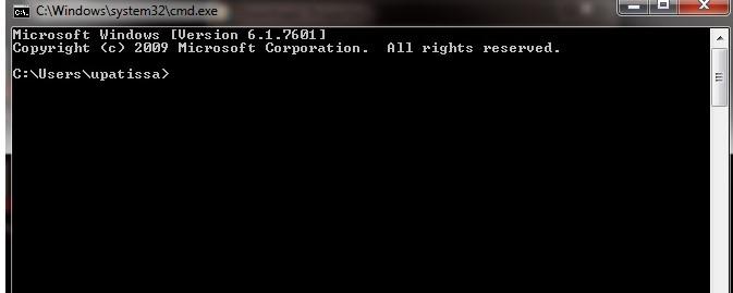 使用内部工具修复停止0x000000f4蓝屏错误 - 步骤1