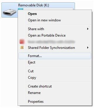 使用USB恢复驱动器还原Windows系统