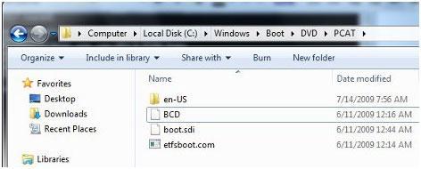 如何使用USB恢复驱动器还原Windows 7系统