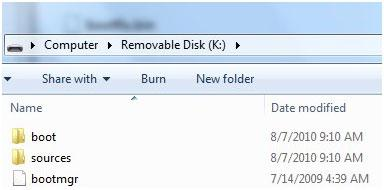 准备使用USB恢复驱动器恢复Windows系统