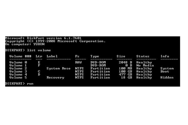如何修复外置硬盘
