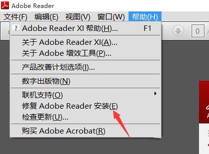 Repair-Adobe-Reader-Installation