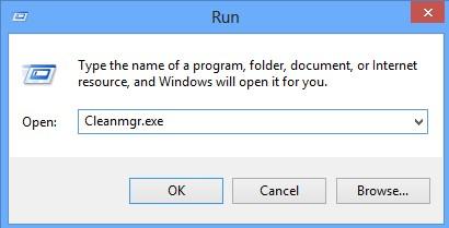 استخدم الأمر cleanmgr لإصلاح شاشة الموت الزرقاء 0x0000007e