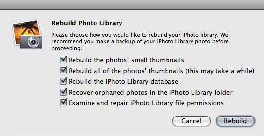 如何恢复iphoto