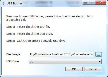 创建可启动USB