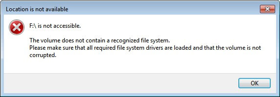 Most Common USB Storage Device Problems-USB drive location is not available