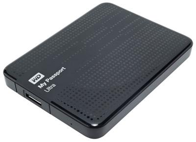 Western Digital My Passport Ultra外置硬盘恢复