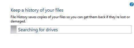 将数据备份到外部硬盘驱动器步骤3