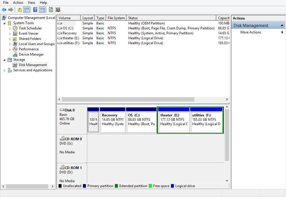 格式化损坏的硬盘第3步