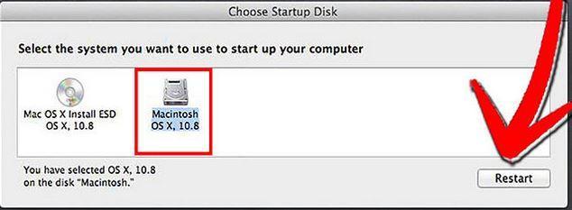 使用磁盘实用程序修复硬盘步骤5