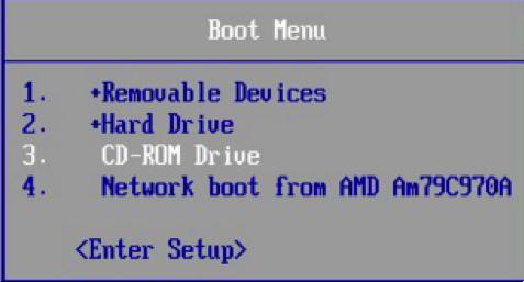 用DBAN擦除硬盘