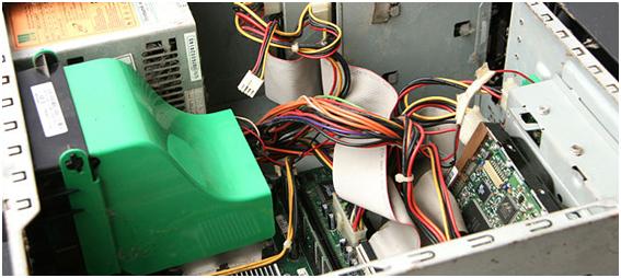修复硬盘驱动器错误代码7步骤1