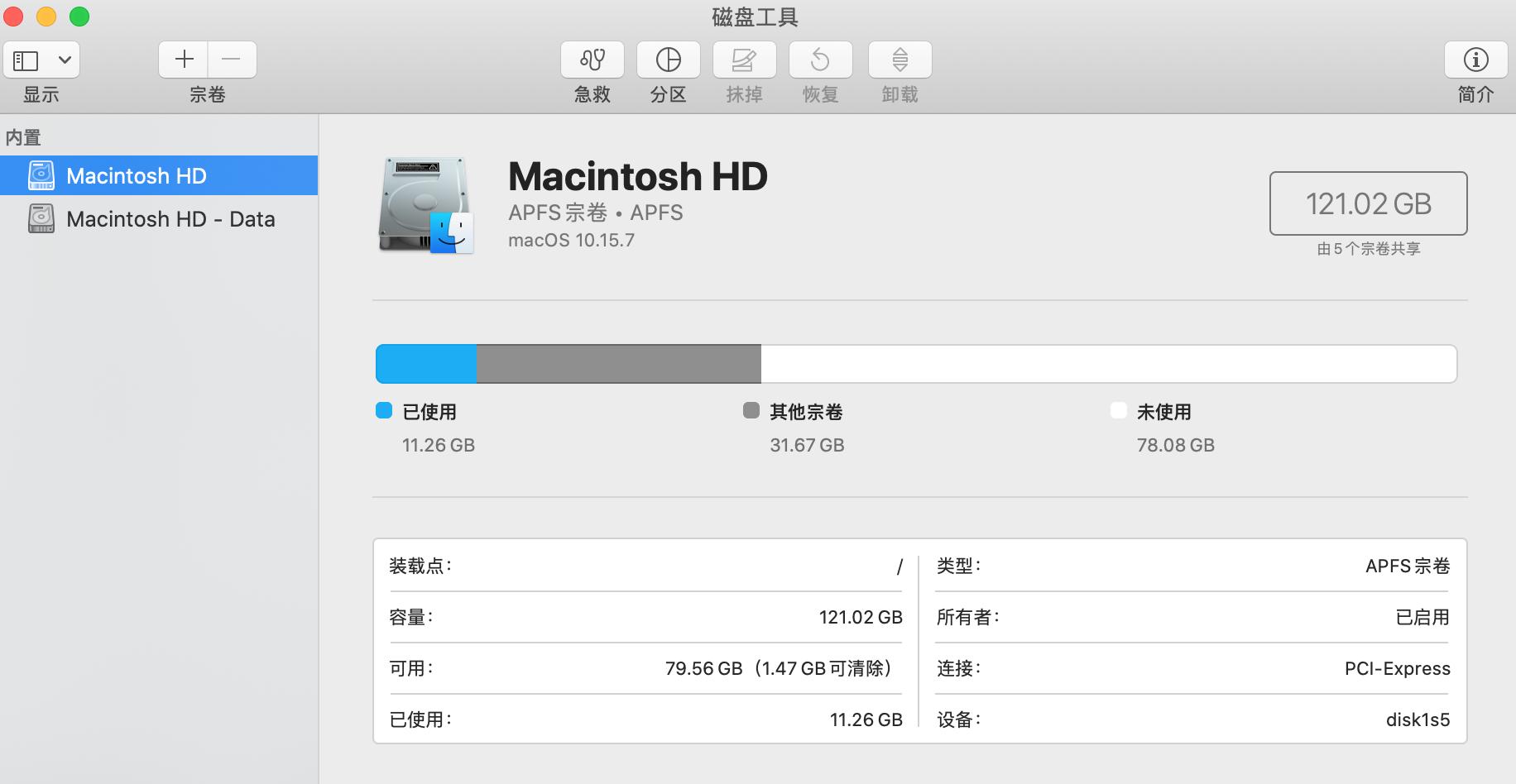 在mac-method 2上启动时修复灰屏
