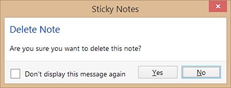 使用命令恢复已删除的备注