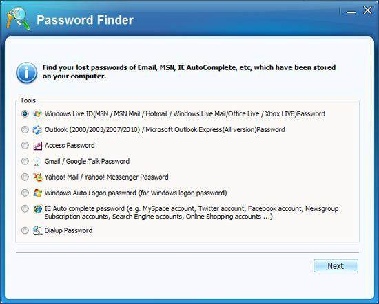 msn密码黑客