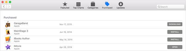 如何从旧版本更新到mac os sierra  -  2