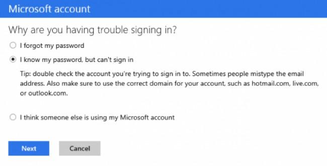 从hotmail恢复已删除的电子邮件