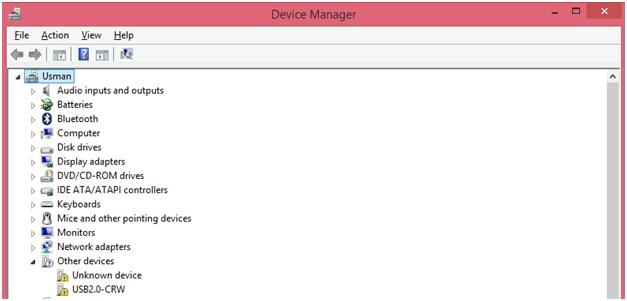 设备管理器Windows