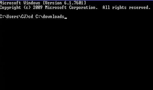 导航到SDelete工具以永久删除文件