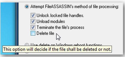 不可删除的文件