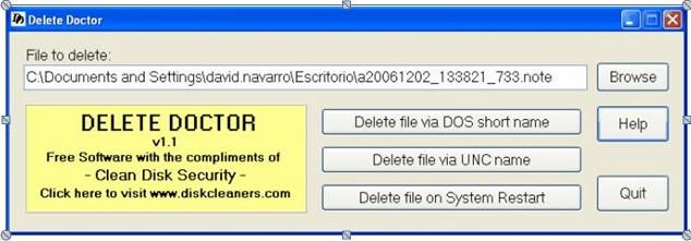 delete-doctor-1的替代品