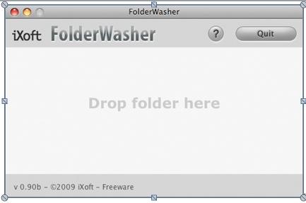 delete-doctor-iXoft FolderWasher的替代品