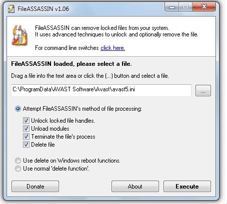 delete-doctor-file assasin的替代品