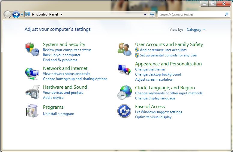 如何使用内置备份工具备份Windows 7  - 步骤2