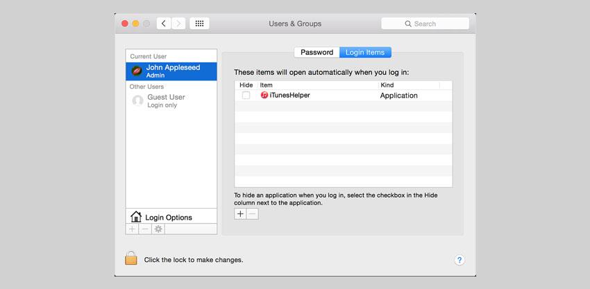 更新到MAC OS Sierra-5后加速Mac