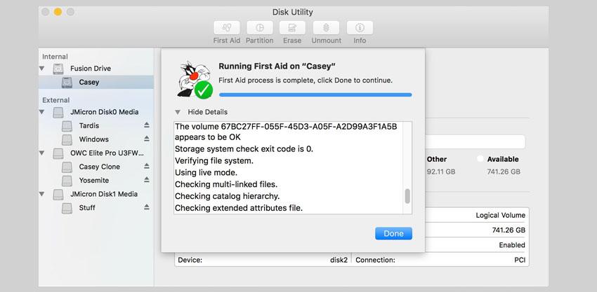 如何在更新到MAC OS Sierra-7后加速Mac