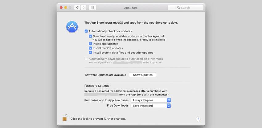 如何在更新到MAC OS Sierra-8后加速Mac